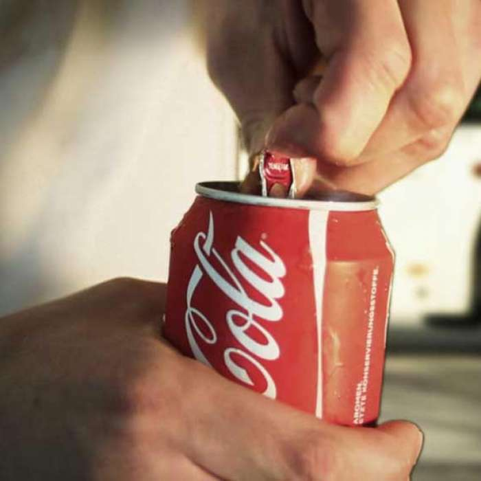 Coca Cola Werbespot