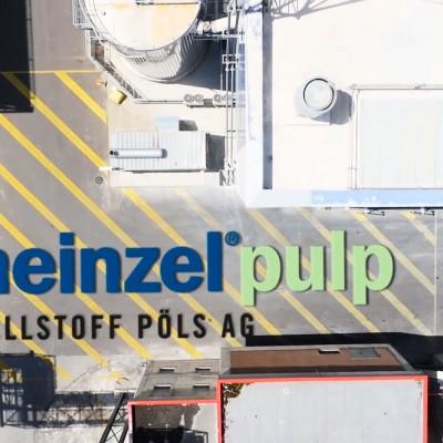 Heinzel Zellstoff Drohne